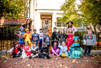 Trick-or-treat for UNICEF 2016